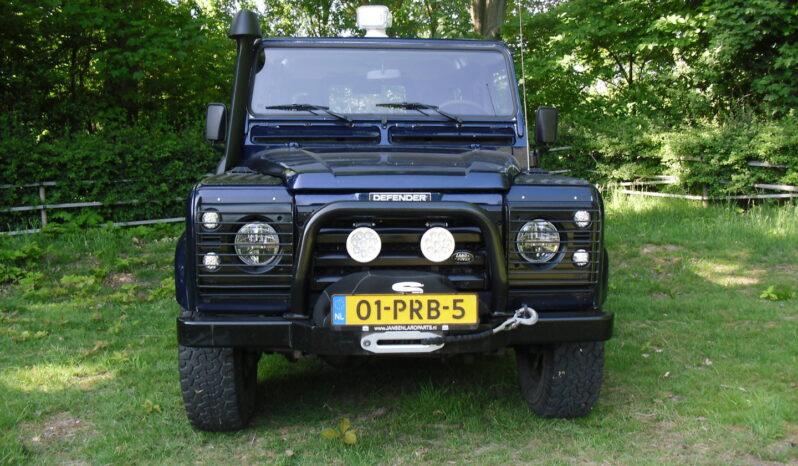 Defender 110″ TD5 9-persoons vol