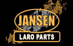 Jansen Laro Parts logo zwart