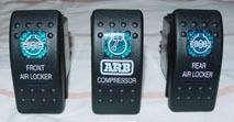 Land Rover ARB air locker