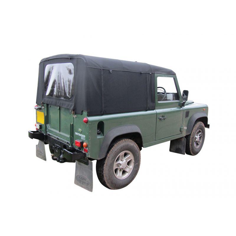 Land Rover Exmoor trim