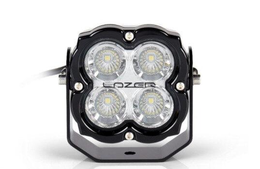 Land Rover Lazer lighting