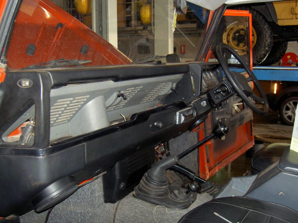 restauratie Land Rover Defender 110
