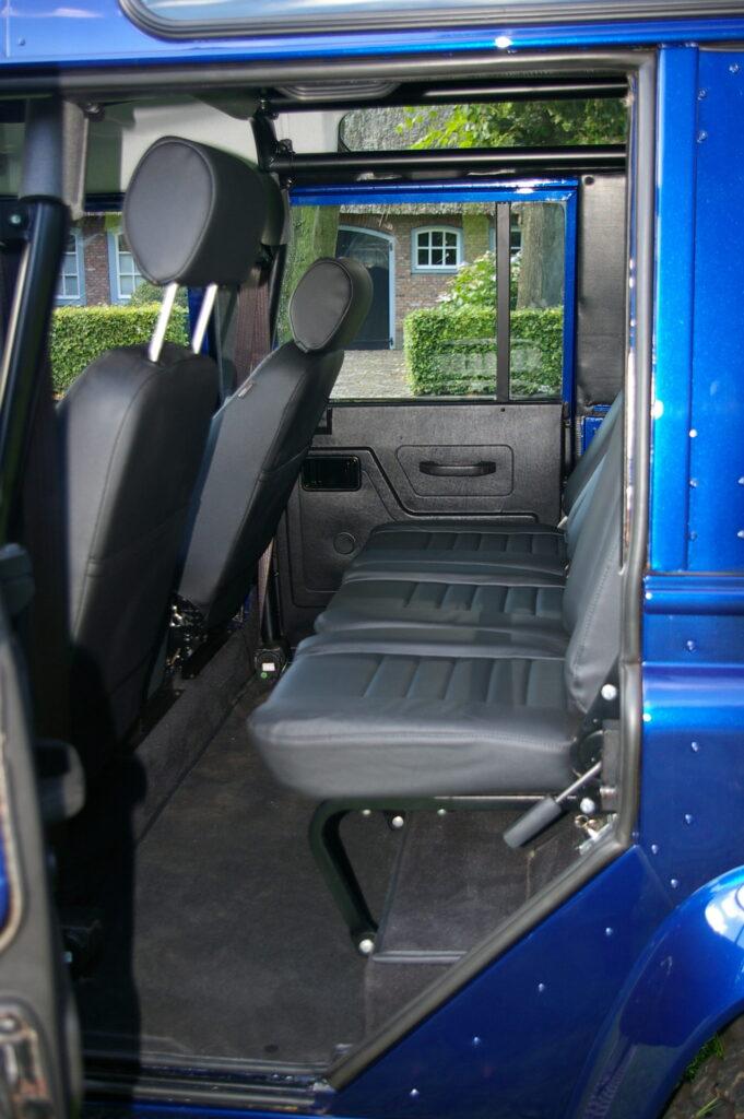 Land Rover Defender 110 restauratie
