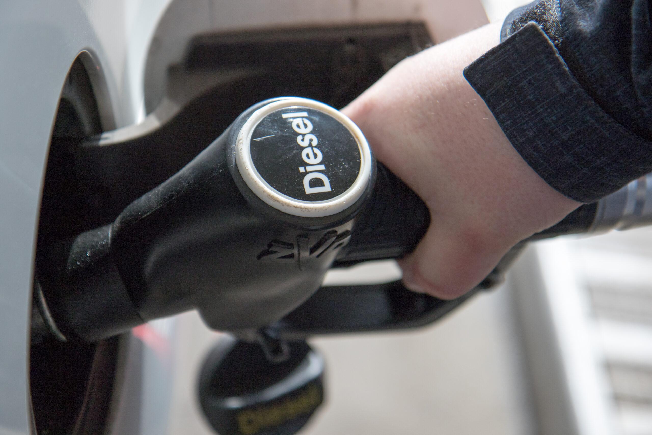 Premium Diesel geadviseerd