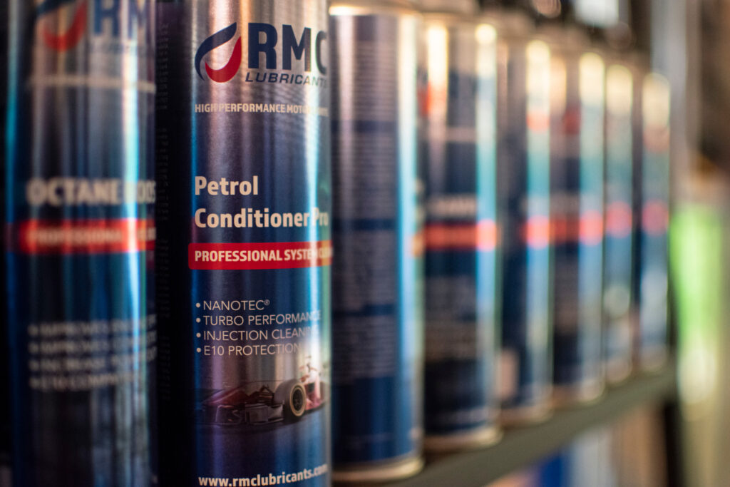 Land Rover RMC lubricant additief